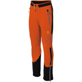 Karpos Alagna Plus Evo Pantaloni Uomo, arancione/nero